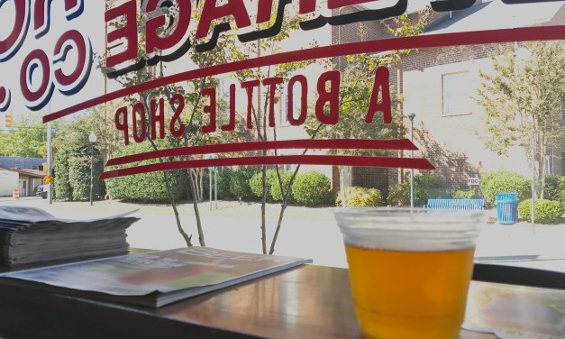 Thirsty Thursday: Carrboro Beverage Company