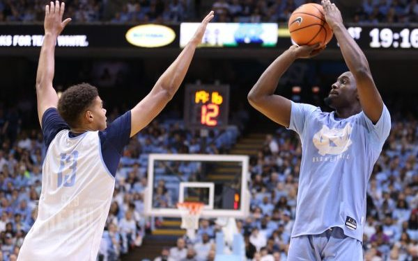 Late Night With Roy Kicks Off UNC Basketball Season