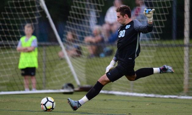 Men's Soccer: Tar Heels Fight to Scoreless Draw vs No. 5 Louisville