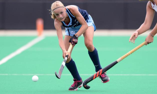 No. 11 Louisville Snaps UNC Field Hockey's Eight-Game Win Streak