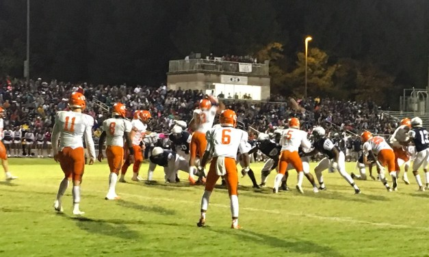 Panthers Use Pounding Running Game to Overwhelm Talented Hornets 31-20
