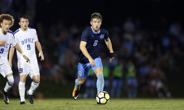 Orlando City FC Acquires UNC Midfielder Cam Lindley