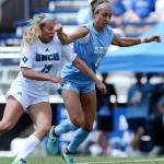 UNC Women's Soccer Eases Past Virginia Tech, Win Streak Sits at Eight Games