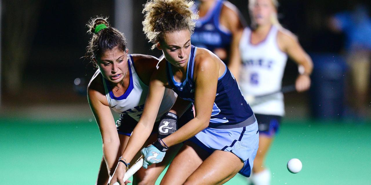 UNC Field Hockey Drops Princeton, Heading to Ninth Straight NCAA Final Four