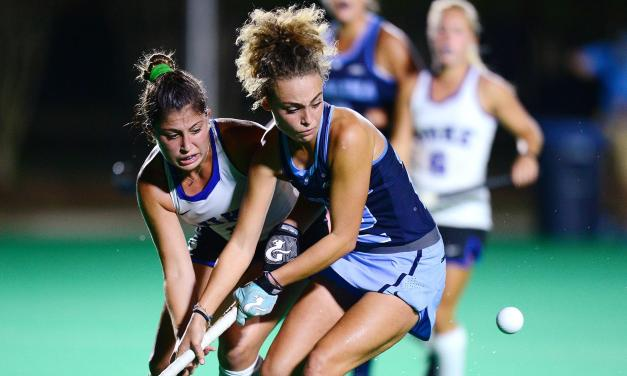 UNC Field Hockey Comes Up Short Against No. 2 Duke
