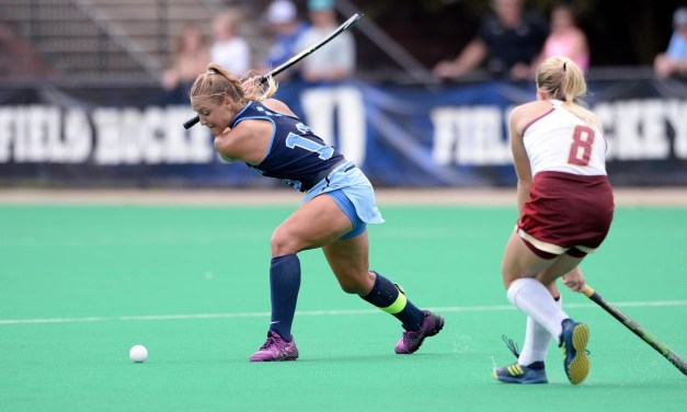 Ashley Hoffman Selected as ACC Field Hockey Defender of the Year