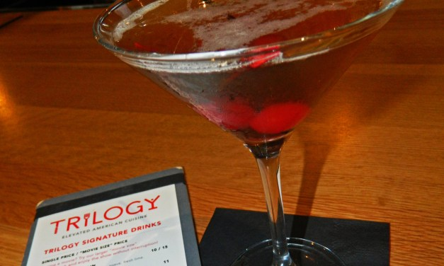 "Thirsty Thursday: ""Hanging Rock"" Manhattan"
