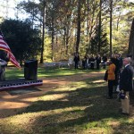 First Phase of Veterans Memorial Nearing Completion