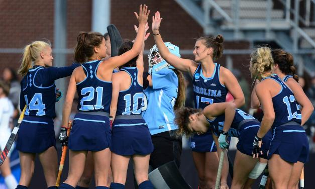 NCAA Field Hockey Final Four: Top-Ranked UCONN Slips Past UNC in Penalty Shootout