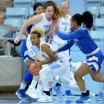 South Alabama Shocks UNC Women's Basketball