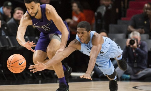 Maye Leads No. 9 North Carolina to 102-78 Rout of Portland
