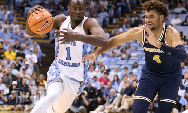 Tar Heels Ranked No. 10 in Final AP Men's Basketball Top 25 Before NCAA Tournament