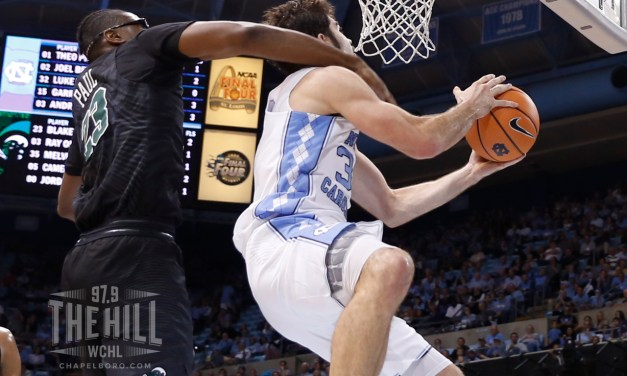 Luke Maye Earns Second ACC Player of the Week Honor of the Season