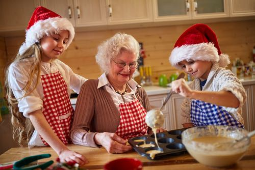 The Caring Corner, presented by Acorn: Home For The Holidays Seven Things To Look For When You Visit Your Mom
