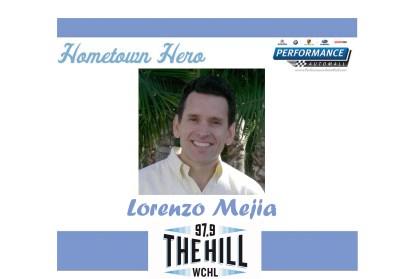 Hometown Hero: Lorenzo Mejia