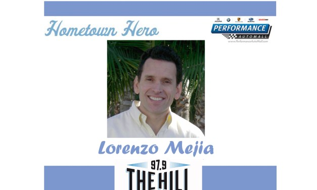 Hometown Hero: Lorenzo Mejia