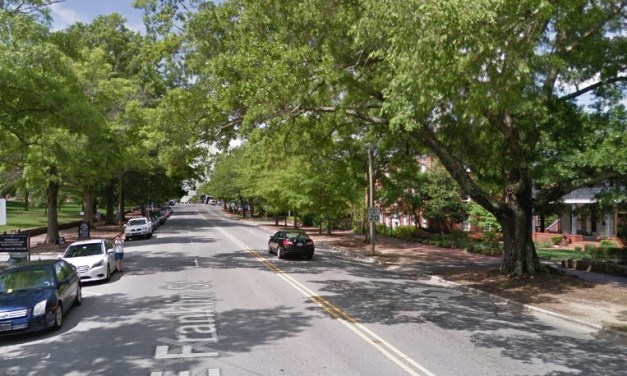Lanes of Franklin Street Closing for Maintenance on Hazardous Tree
