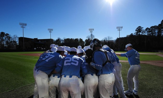 Carolina Baseball prepares for 2018 Season
