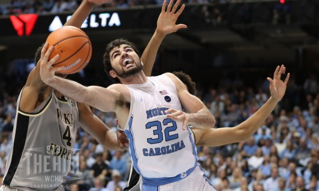 Luke Maye Earns Third ACC Player of the Week Award of the Season