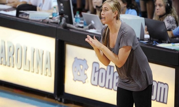 UNC Volleyball Assistant Eve Rackham Named Head Coach at Tennessee