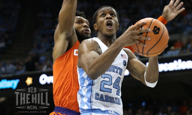 Tar Heels Stomp Out Second-Half Rally from No. 20 Clemson, Extend Home Winning Streak to 59 Games Over the Tigers