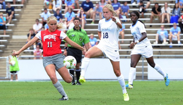 Trio of Tar Heel Midfielders Selected in NWSL Draft