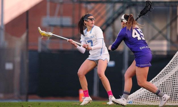 UNC Women's Lacrosse Ranked No. 3 in IWLCA Preseason Poll