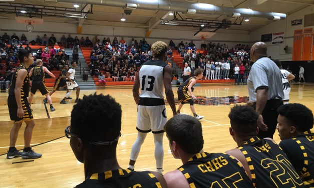 Injury Ridden Panthers Fall to Chapel Hill 72 – 54 on a Cold Night in Hillsborough