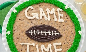 The Fashion Plate: Football Food, and Fast