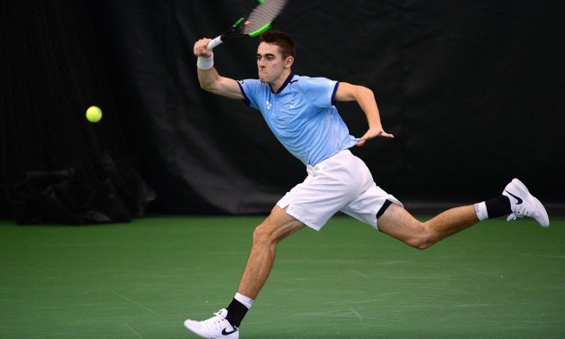 UNC Men's Tennis Topples No. 16 TCU for Third Straight Win Over a Ranked Opponent