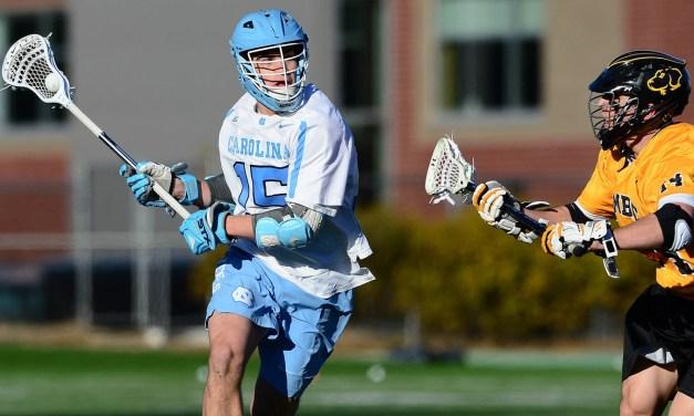 Justin Anderson's OT Goal Helps UNC Men's Lacrosse Escape Furman's Upset Bid