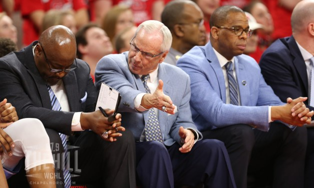 Chansky's Notebook: Our Coach of the Year