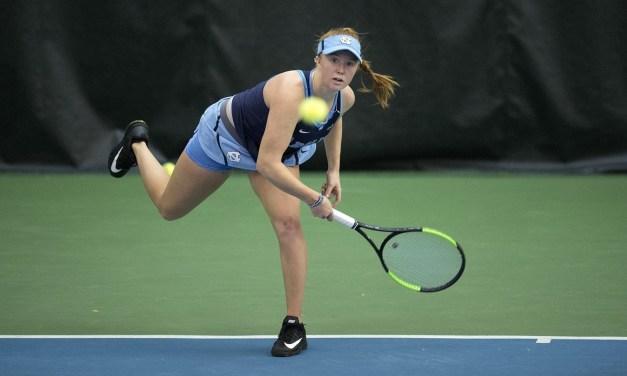 Sara Daavettila Named ACC Women's Tennis Player of the Week