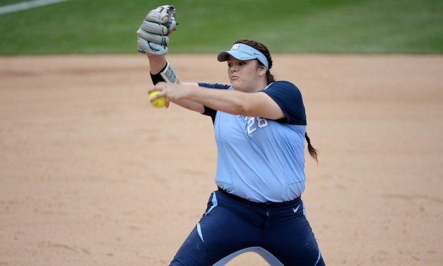 UNC Sophomore Brittany Pickett Recognized as ACC Softball Pitcher of the Week
