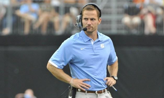 UNC Adds Luke Paschall to Football Coaching Staff
