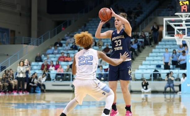 Losing Skid Hits Season-High Six Games for UNC Women's Basketball Team, Following Loss at Georgia Tech