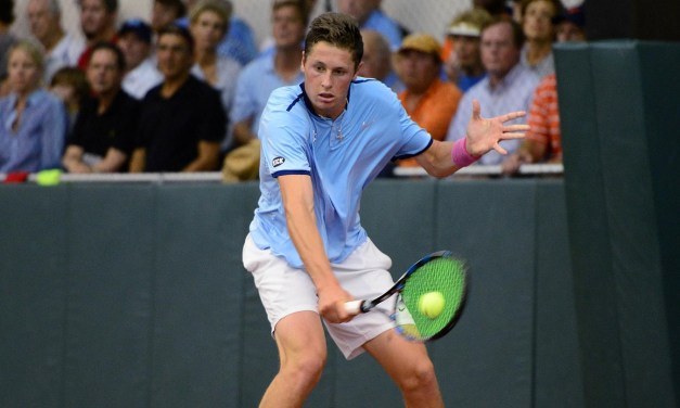 No. 6 Texas Tech Upsets No. 3 UNC in ITA Men's Indoor National Quarterfinals