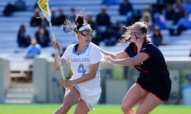 Marie McCool Scores Seven Goals as UNC Women's Lacrosse Crushes Liberty 23-4