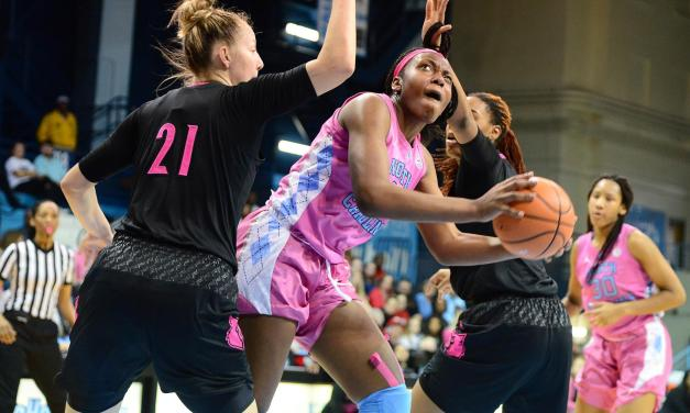 Upset Bid Falls Short for UNC Women's Basketball Against No. 4 Louisville