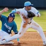 Tuesday's Baseball Game Beteween No. 10 UNC and No. 18 Coastal Carolina Canceled Due to Rain