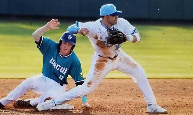 Tuesday's Baseball Game Beteween No. 10 UNC and No. 18 Coastal Carolina Canceled Due to Rain