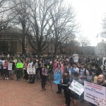 UNC Groups Protest Against Rumored White Supremacist Rally