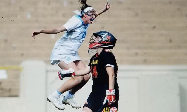 McCool's Overtime Game-Winner Lifts UNC Women's Lax to Upset Over No. 1 Maryland