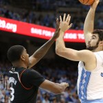 Luke Maye to Enter NBA Draft Process, Won't Hire Agent