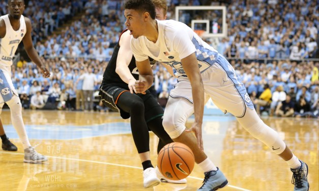 Cameron Johnson Dealing With Minor Back Issue Ahead of UNC's First Round Game vs. Lipscomb