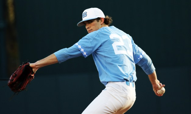 UNC Baseball Lays Down the Hammer in 17-2 Series-Opening Victory Over Liberty