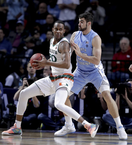 #1 Virginia Ready to Face #12 North Carolina in ACC Championship Game
