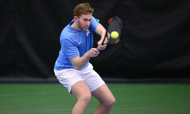 UNC Men's Tennis Cruises Past No. 16 NC State, Earns Clean Sweep of Triangle Rivals