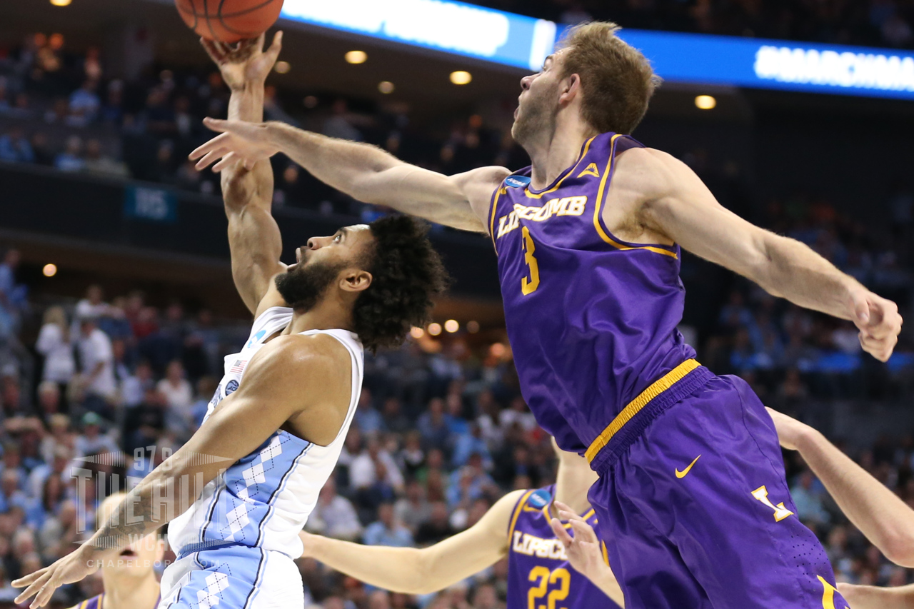 Lake Highland graduate passes Michael Jordan during North Carolina's NCAA Tournament victory