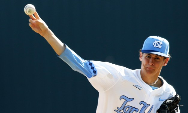 Bergner's Gem Helps UNC Baseball Clinch Series Victory Over Pittsburgh